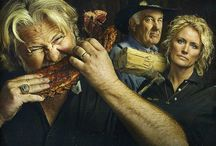 BBQ and Pitmasters / BBQ favorites along with some from the very best: Pitmasters.