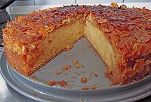 Arabischer Kuchen