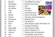 Wedding shower games / by Debbie Cash