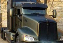 Camiones grandes personalizados