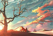 Backgrounds / by Mamen Arán