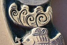 ceramic wall plaques