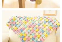 Crochet pattern - mantas