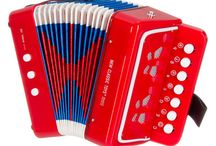 Musical Instruments - Kids