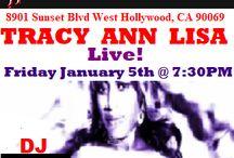 Tracy Ann Lisa Live 2018
