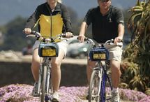 Biking / Pictures of Biking in Monterey, Pacific Grove and Carmel.