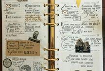 Bullet Journaling Inspo