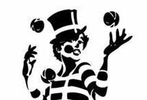 Inspiración de Circo / Distintos temas que ofrecen inspiración respecto al circo