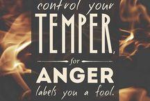 Anger & Temper