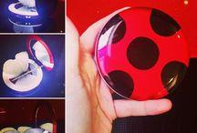 Ladybug et Chat Noir Cosplays