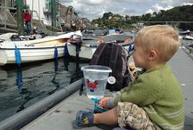 Nanny Pat blog posts - recommended days out in #Cornwall with #toddlers and #babies / Action Nan's Adventures with her 4 #grandchildren in #Cornwall, mostly #outdoors and mostly free!