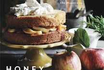 Cook Book Inspiration / Inspiration for designing a cookbook