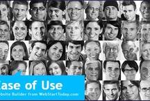 Website Builder Showcase / Website Builder, Free Website, Small Business Websites - WebStartToday.com