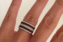 Peyote ring