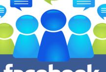 Facebook Marketing / Tips and tricks for marketing you business on Facebook. #SocialMedia #Facebook #marketing / by Laura Briedis