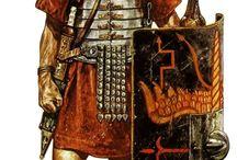 """Soldado Romano """"Legionario al servizio dell'impero"""""""