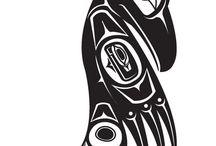 haida tattoo symbols
