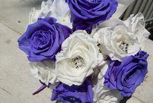 matrimonio in lilla#wedding #lagodeisalici# / lilla e bianco per un matrimonio stile provenzale