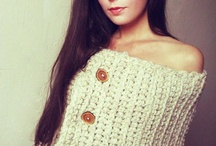 My Love for Crochet/Hand Knit Wearables