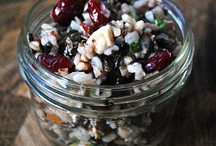 Salads Recipes / by Tonya Stanfield