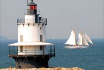 Lighthouses / Lighting the way near the water. I am a Baltimore area Realtor at Keller Williams. email me at biahome4u@aol.com Www.TheCordwellGroup.com