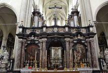 Podróże po Belgii - kościoły