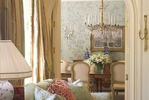 Interior decor / by Judy Roe