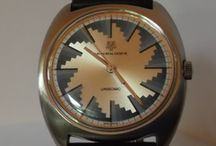 electric watches - particular dials