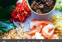 Betel leaf food