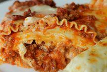 Food- Pasta