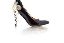 Sarah Riley Shoes - Phoenix Collection / Designs by Sarah Riley Shoe Designer www.sarahriley.com