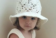 Summer hats / Inspiration for fun hats for kids. DIY projects. Crafts