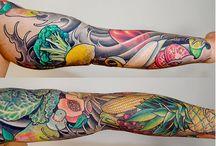 vegetable tatto