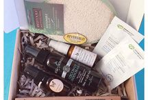 Natural Beauty Boxes / Natural, Organic or Vegan Beauty Boxes - the more sustainable the better