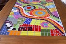 venecitas y mosaicos