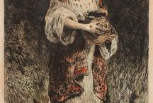 La blouse roumaine in art
