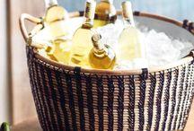 Baskets..Kitchen Organisation