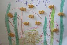 Preschool Crafts / by Emmalin Heck