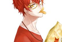 ~ Mystic Messenger ~ / THIS GAME IS MY ENTIRE LIFE OK????