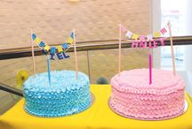 Pink and Blue (Girl and Boy) Party