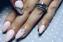 Chiara Monteleone nails