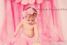 first birthday photo shoots / by Jenny Hughes