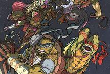 !Tartarugas Ninjas