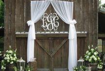 Wedding Idea / ウェディングの装飾アイデア