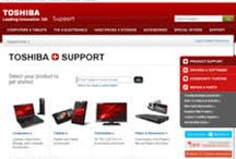 Support for Toshiba