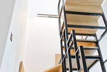 Stairs design by pracownia kaffka