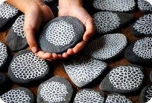 Fun With Stones and Rocks / by Pascale De Groof