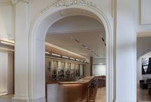 RM 2006 CUT and sidebar Beverly Hills, California 2004 - 2006 / RICHARD MEIER