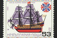 Stamp Collection ~ Europe / by Rita Sundin