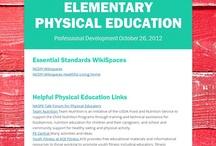 elementary PE / by Lindsay Fykes